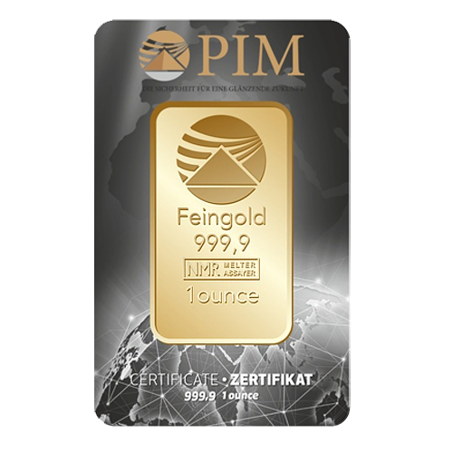 HPG Holland Premium Gold PIM Goudbaar 1 ounce